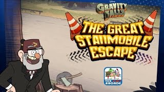 Gravity Falls: The Great Stanmobile Escape - Endless Night Cruises (Disney Games)