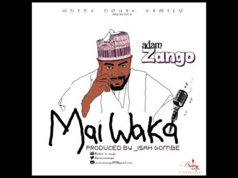 Adam A. Zango - Mai Waka (Official Audio)