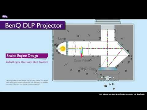 BenQ MX532P DLP Projector
