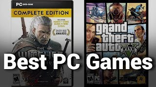10 Best PC Games 2019 - Do Not Buy PC Game Before Watching this video - Detailed Review
