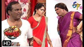 Chammak Chandra Performance   Extra Jabardasth  21st June 2019      ETV Telugu