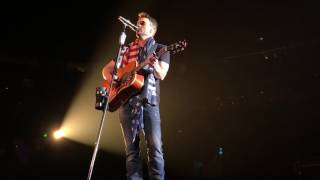 Eric Church - Those I've Loved - Nashville, TN