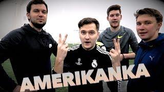 АМЕРИКАНКА 2x2 | GERMAN/НЕЧАЙ vs DEN4IK/ROMAROY