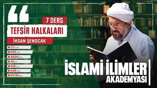 Tefsir - 179 - Beyyine Sûresi (1-8) - İhsan Şenocak