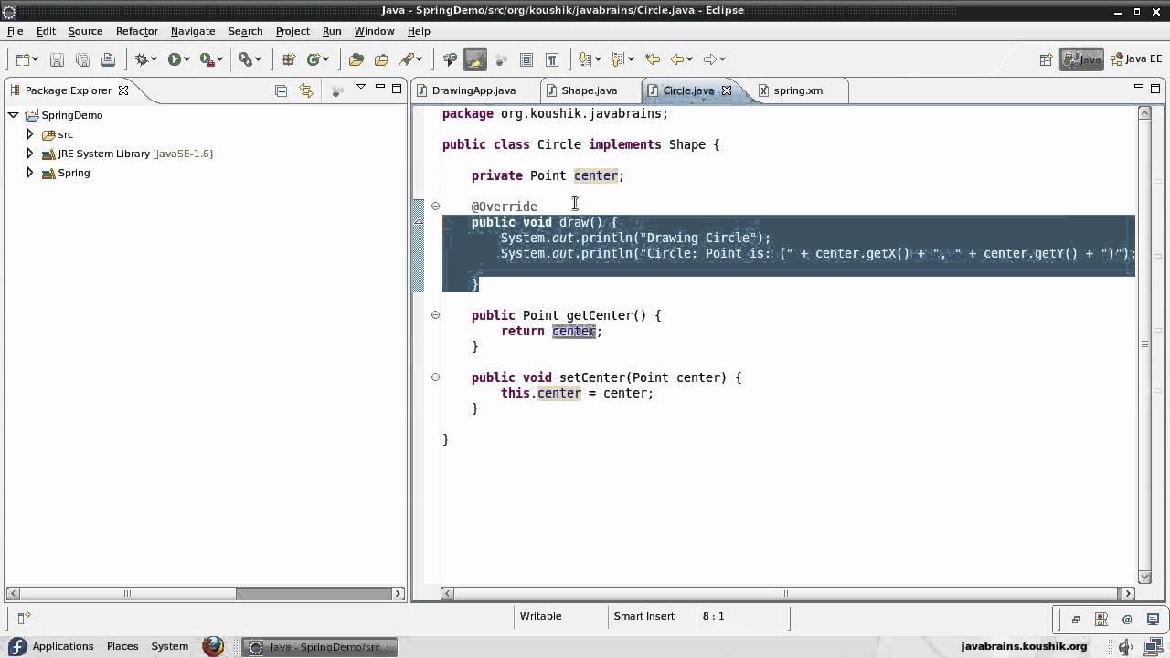 Tutorial:create spring 3 mvc hibernate 3 example using maven in.