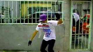 Tijuana Jerkin Dance Jorge ((( A Im Nerd )))