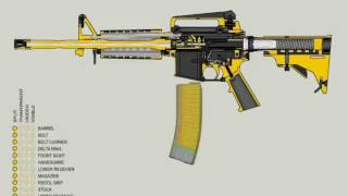 How The M16 Works And What It Can Do