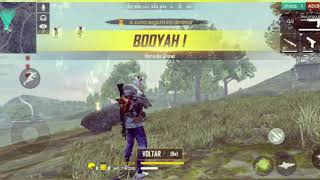 Free Fire booyah's And Rankings