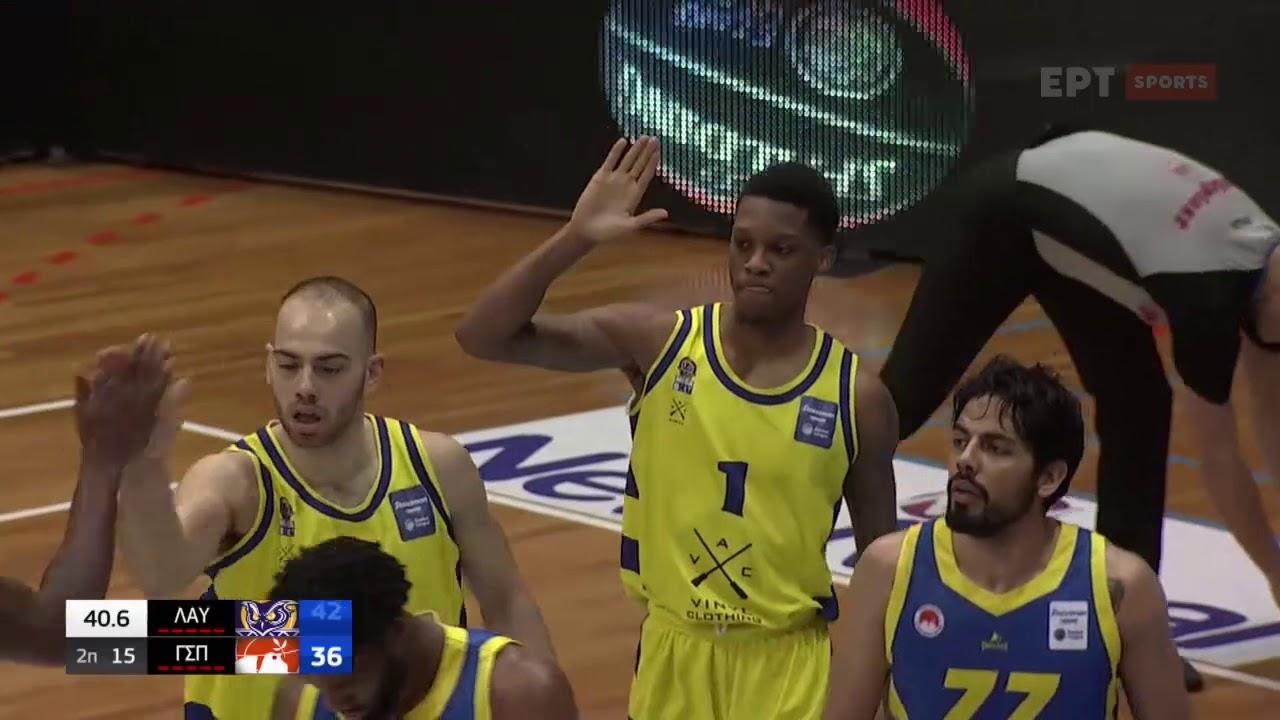 Basket League | Λαύριο – Περιστέρι 88-71 | HIGHLIGHTS | 14/03/2021 | ΕΡΤ