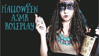 [ASMR] Po Polsku. Seria Halloween Roleplay 🎃 Szamanka