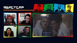 React Cap  - Mc Livinho -  Tons Mais Sexy (GR6 Filmes Perera DJ)