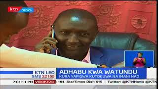 Jubilee kimewatimua wabunge wanne kwenye usimamizi wa kamati za bunge