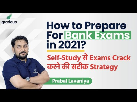 How to Prepare for Bank Exams 2021   Banking Exam ... - YouTube