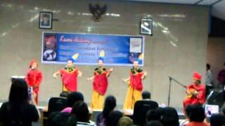 preview picture of video 'Vocal Group Kota Palu FLS2N - marilah kemari smpn 1 palu'