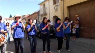 preview picture of video 'Grallers de St. Cugat Sesgarrigues 2009/05/03 (2/3)'