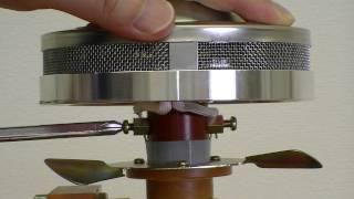 綿菓子機(CA-120)のメンテナンスVer1