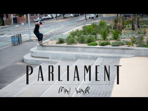 "Parliament Skateshop's ""Mai War"" Video"