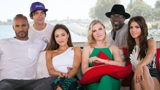 Le cast de The 100 - 11/08/15 - TV Insider à la SDCC 2015