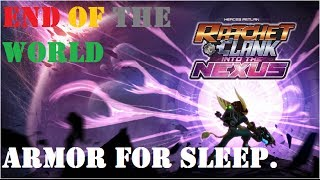 Ratchet and Clank (Into The Nexus) - End Of The World - Armor For Sleep.