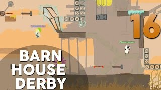 Gambar cover [16] Barn House Derby (Let's Play Ultimate Chicken Horse w/ GaLm and friends)