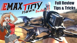 Emax TinyHawk FreeStyle Micro FPV Drone (Full Review)