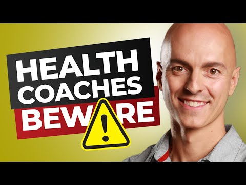How To Become A Health Coach