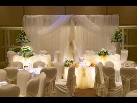 Fantastiche Idee Su Decorazioni Sala Matrimonio