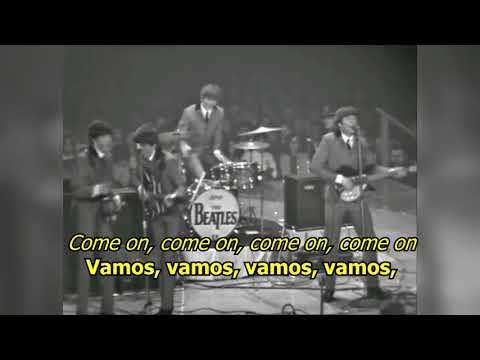 Please please me - The Beatles (LYRICS/LETRA) [Original]