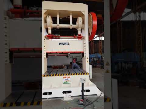 Pneumatic Power Press SPM Machine