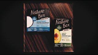 Nature BOX festes Shampoo und Seife im Test*