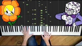 Cuphead - BOSS THEMES (Piano Medley)