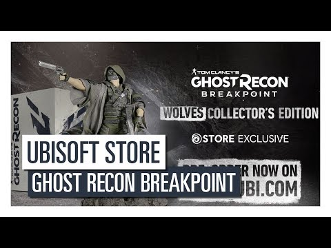 Trailer de l'édition collector de Tom Clancy's Ghost Recon Breakpoint