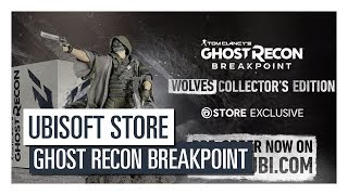 Ghost Recon Breakpoint  -  Édition Collector Wolves  (UBISOFT STORE) [OFFICIEL]
