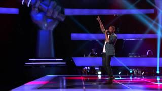 Avery Wilson's Blind Audition -Without You + David Guetta Feat USHER!