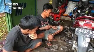 Usaha Bengkel Dari Nol # Asisten Mechanik Siboen