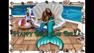 Bella's Birthday Pool Party!