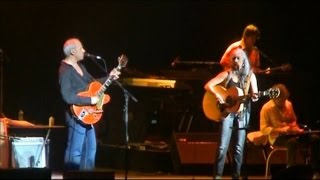 """Mark Knopfler & Emmylou Harris """"Red Staggerwing"""" 2006 Paris"""