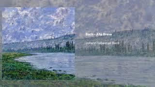 Alla breve in D major, BWV 589