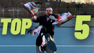 The 5 Best Tennis Shoes For 2021 (Spring)