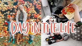 DAY IN THE LIFE A COSY FAMILY DAY | AD | KATE MURNANE