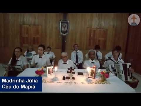 Hinário O Convite - Madrinha Júlia - Comitiva da Madrinha Júlia & Colô