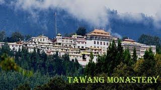 400-year-old Tawang Monastery in Arunachal Pradesh
