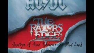 AC/DC Goodbye & Good Riddance To Bad Luck