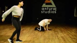 IULIA RADU class X Anturaj Studios | Akon - Bananza (Belly Dancer)