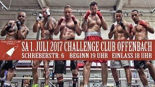 HEAVYWEIGHT EXPLOSION Trailer - 1. Juli Challenge Arena Offenbach