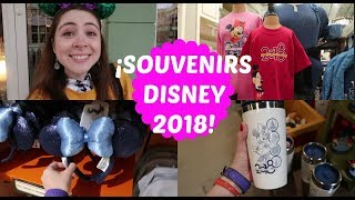 ¡SOUVENIRS DE DISNEY WORLD 2018!