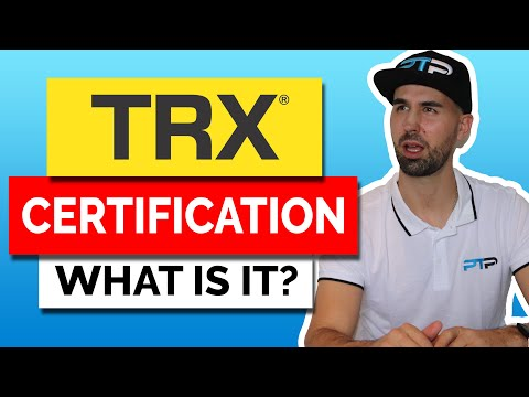 TRX Certification Information – What's it all About? - YouTube