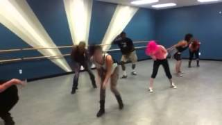Hip-Hop with Miss Alex at High Steppers Studio of Dance