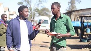 Street Quiz Zimbabwe - What Do We Call People From Burkina Faso Part 2/2