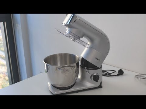 Krups KA40 Küchenmaschine | Test